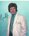 George Layton - Doctor in Charge, 10x8 genuine signed autograph 10227